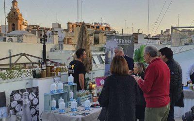 Martin & Moral Company, presentes en el Food Bikes Festival celebrado en febrero en Valencia